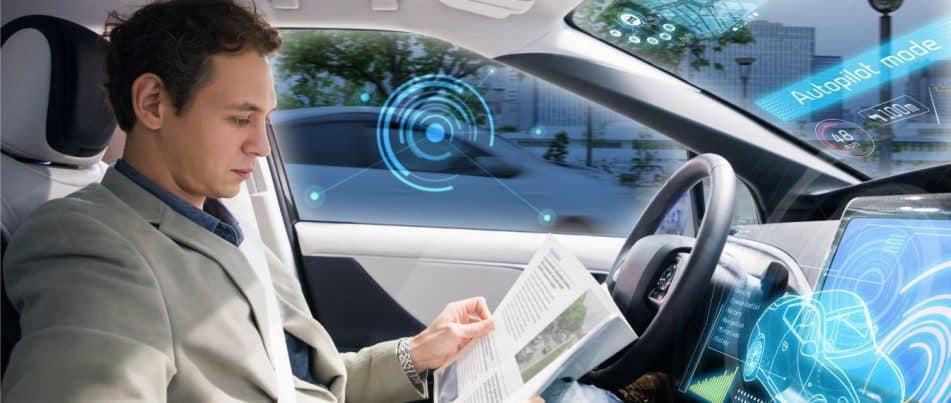כך הופכים רכבי העתיד לבטוחים יותר