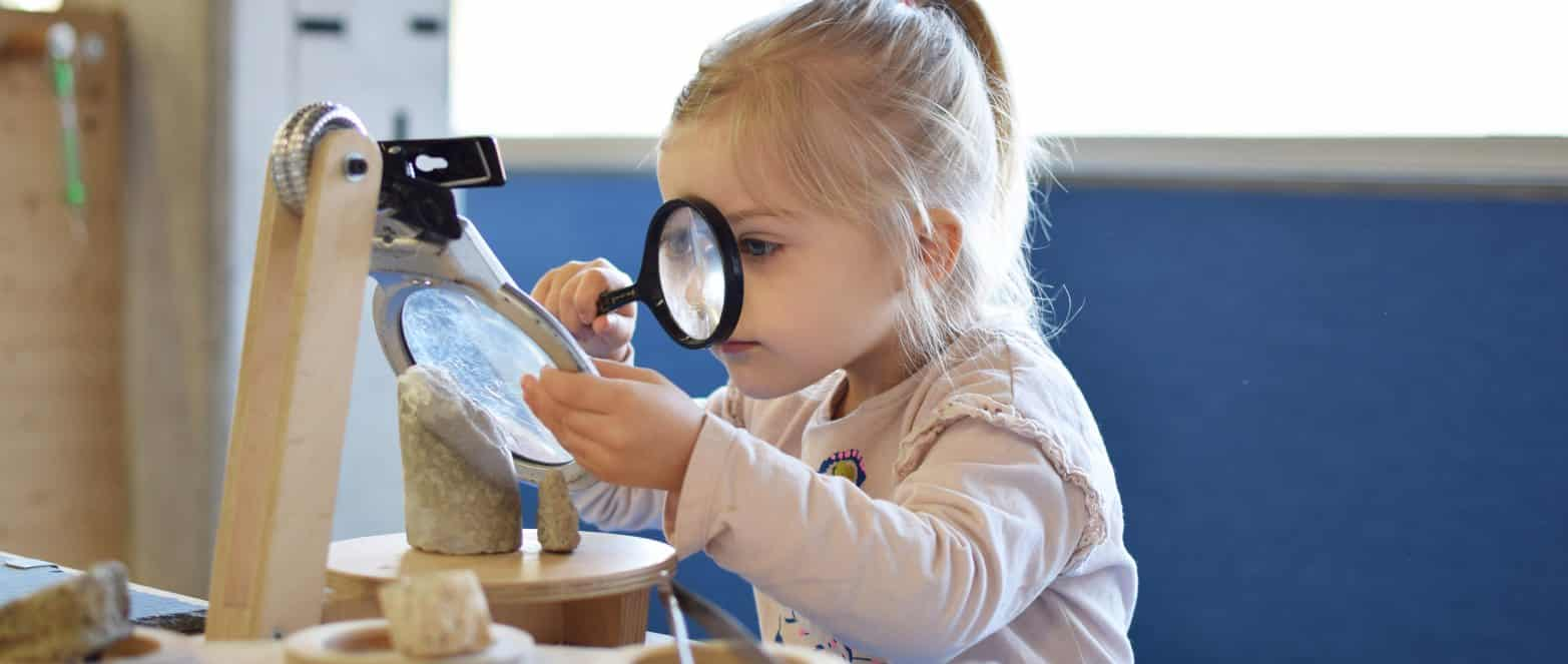 מדע זה משחק ילדים