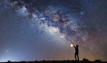 יש חיי לילה בנגב: השמורה שבה תוכלו לספור כוכבים בלי להתבלבל